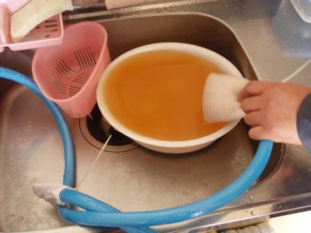 台所の水道は食事を作る時にも作る大切な場所ですよね。